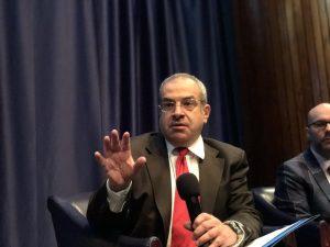 Matthew B. Kaplan at Washington Lawyer's Committee Event